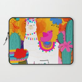 Fiesta Llama Laptop Sleeve
