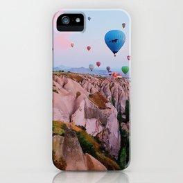 Cappadocia Sunrise iPhone Case
