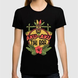 AKU-AKU TIKI BAR T-shirt