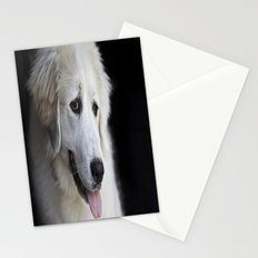 Great Pyrenees -Forest- Stationery Cards