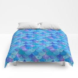 Mermaid Scale Comforters