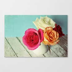 a gift of love Canvas Print