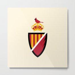 AZFC (Spanish) Metal Print