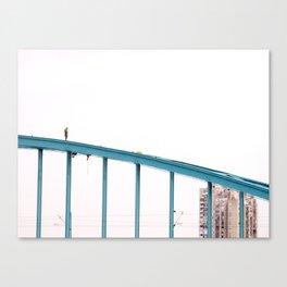 Hendrix Bridge Canvas Print