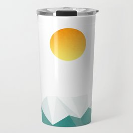 遠山の目付 (Day) Travel Mug