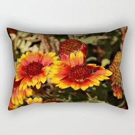 For mommy V Rectangular Pillow