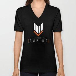 Thronesmelt - Empire Shirt Unisex V-Neck