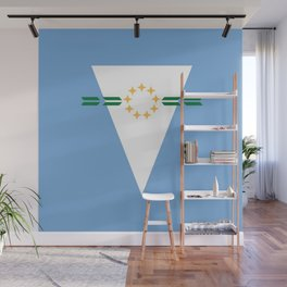 flag of Formosa (argentina) Wall Mural