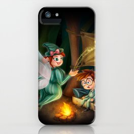 The Cruddy Fairies iPhone Case