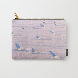 abstract surfing Carry-All Pouch