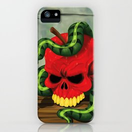 The Sinner iPhone Case