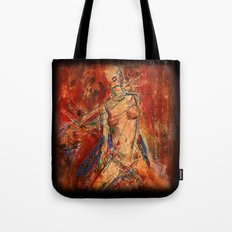 untitled nude Tote Bag