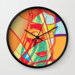 Soda Pop Sensual Art Wall Clock