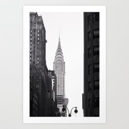Middle of it All - NYC Photography Art Print