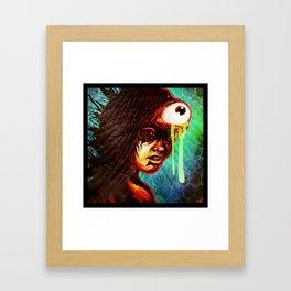 3:33 track art 2 Framed Art Print