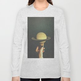 Saturn Cone Long Sleeve T-shirt