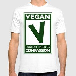 Rated V for Vegan T-shirt