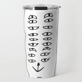 Nine Lives Travel Mug