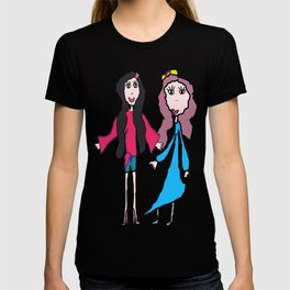 Lalala   Elisavet and Sofia T-shirt