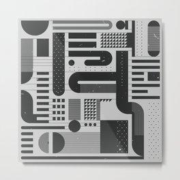 KLAVIER Metal Print