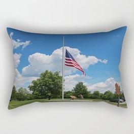 Army Lodge No. 24- horizontal Rectangular Pillow