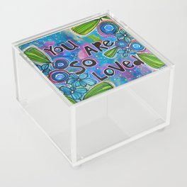 you are so loved Acrylic Box