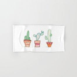 Cactus 2 Hand & Bath Towel
