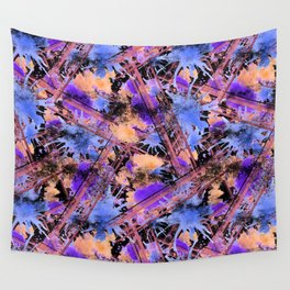 Abstract pattern. Wall Tapestry