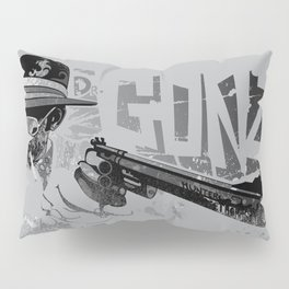 Dr Gonzo Pillow Sham