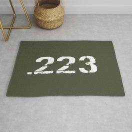.223 Ammo Rug