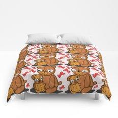 Mom's Bear Love Comforters