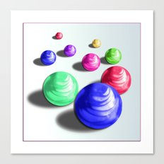 Found Your Marbles Canvas Print