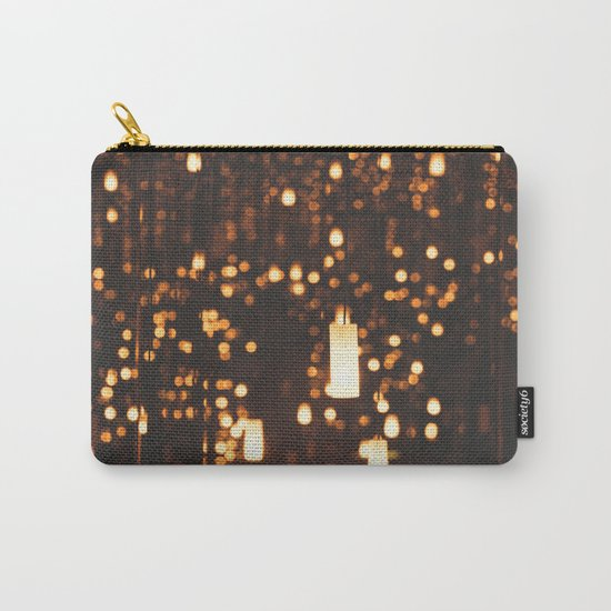 By Candlelight Carry-All Pouch