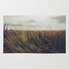 Autumn Field I Rug