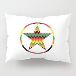 R star Pillow Sham