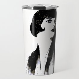 LOUISE BROOKS:  MY LOVE IS ALL I HAVE TO GIVE Travel Mug