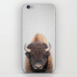 Buffalo - Colorful iPhone Skin