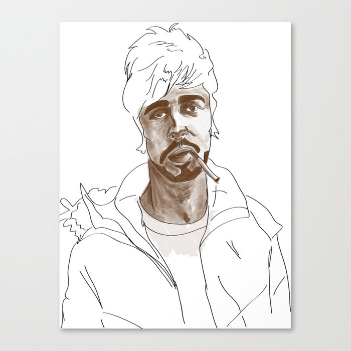A good man Canvas Print