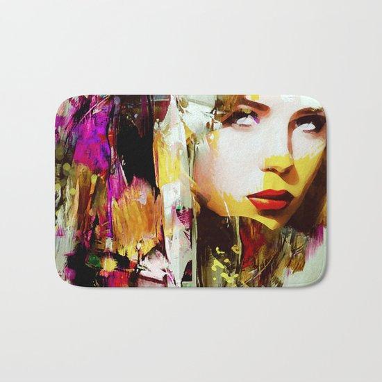 Femme Fatal Bath Mat