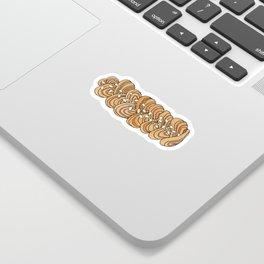 Art of Bullar Sticker