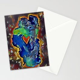 Rock Solid Love Stationery Cards