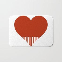 lovecode Bath Mat