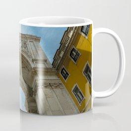 Arco da Rua Augusta in Lisbon, Portugal Coffee Mug