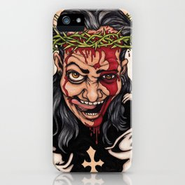 Martyr iPhone Case