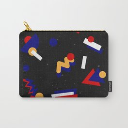 Memphis geometric pattern #2 Carry-All Pouch