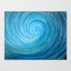 Barrel Wave Canvas Print