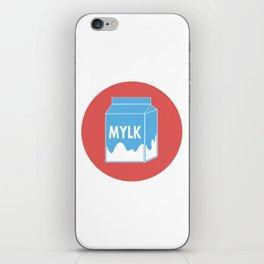 MYLK iPhone Skin