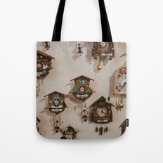 Cuckoo About You Tote Bag