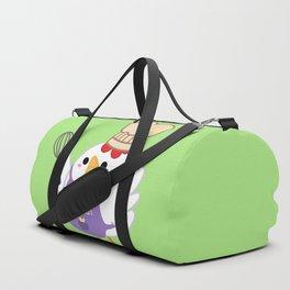 Chef Chicken Duffle Bag