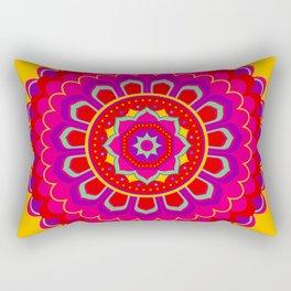 Masala Mandala Rectangular Pillow